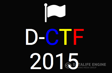 Постер к новости Defcamp CTF Qualification 2015